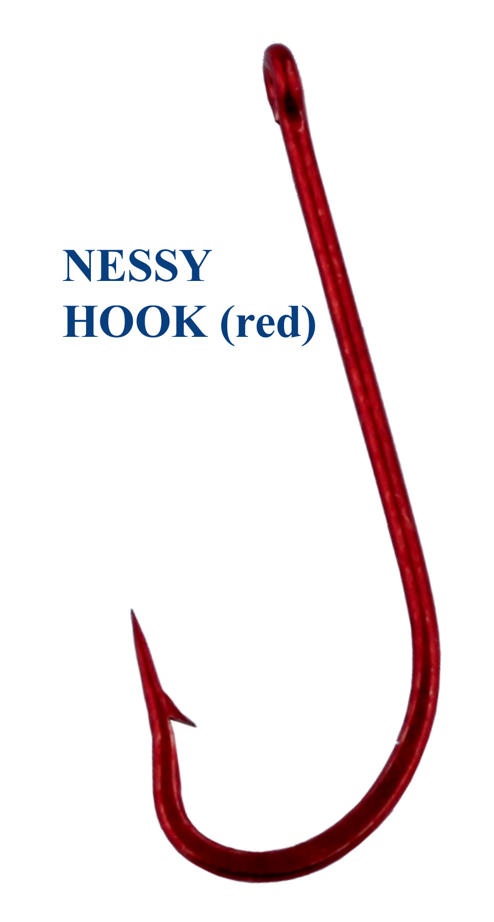 NESSY HOOK (red)