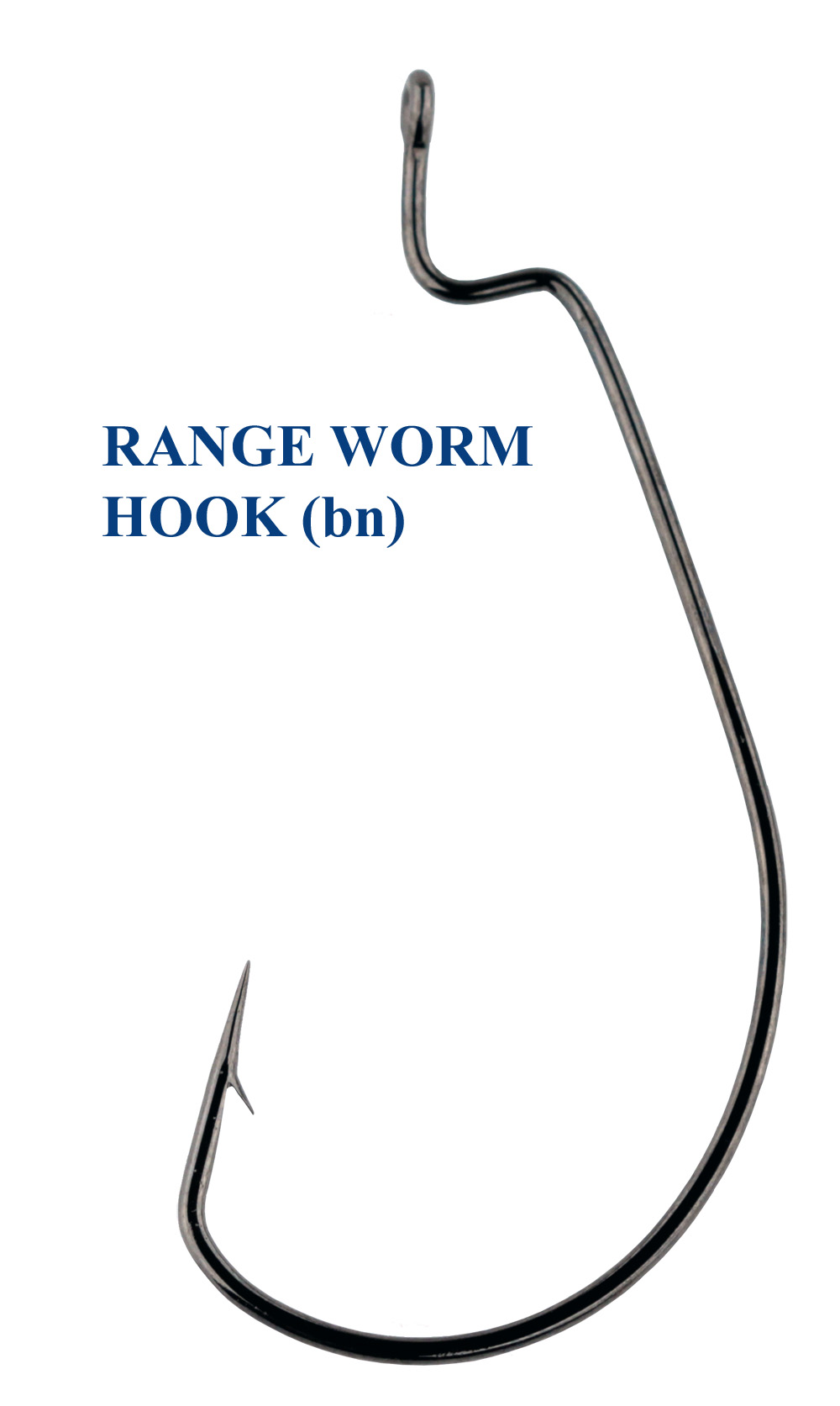 Офсет RANGE WORM HOOK